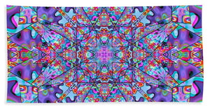 Colorburst - Beach Towel