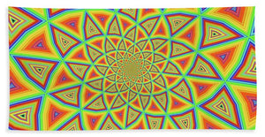 Colorspiral - Beach Towel