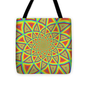 Colorspiral - Tote Bag