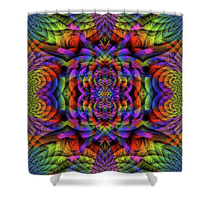 Consciousness - Shower Curtain