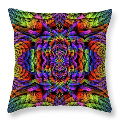 Consciousness - Throw Pillow