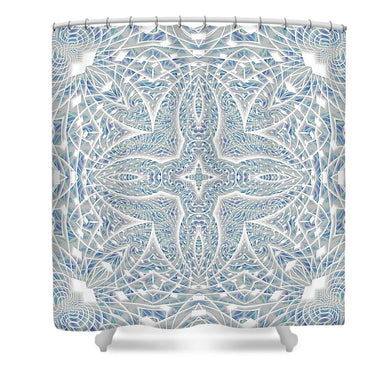 Elemental Air - Shower Curtain