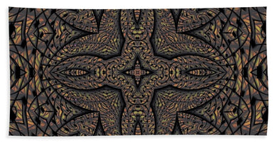 Elemental Earth - Beach Towel
