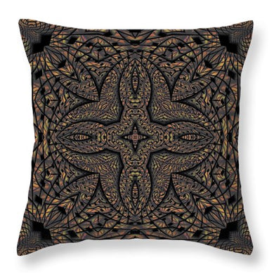 Elemental Earth - Throw Pillow