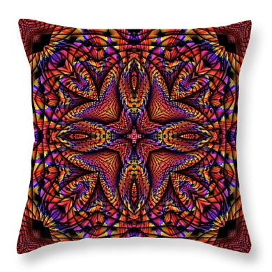 Elemental Fire - Throw Pillow