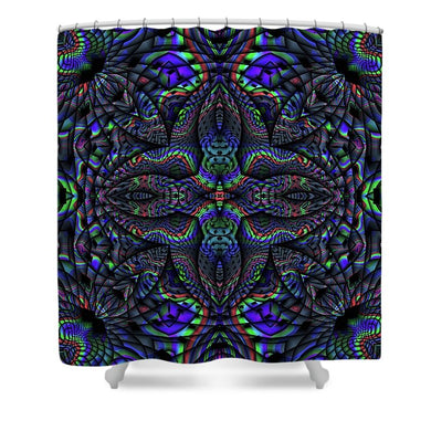 Elemental Water - Shower Curtain