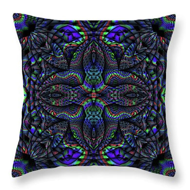 Elemental Water - Throw Pillow