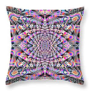Eternal Essence - Throw Pillow