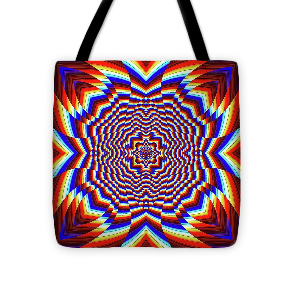 Focused - Tote Bag