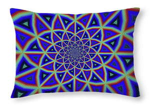 Full Spectrum - Throw Pillow