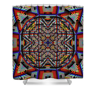Generator - Shower Curtain