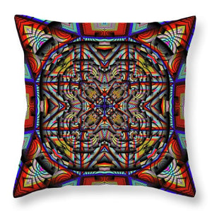 Generator - Throw Pillow