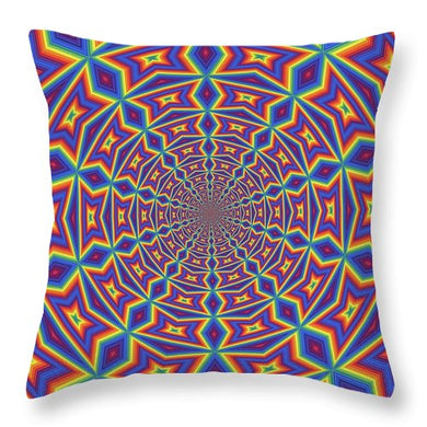 Groovy - Throw Pillow