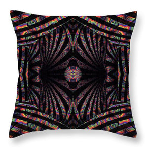 Hidden Place - Throw Pillow