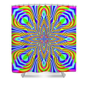 Higher Frequencies - Shower Curtain