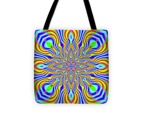 Higher Frequencies - Tote Bag