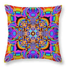 Hyper Cube - Throw Pillow