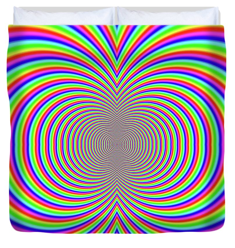 Hypnotizer - Duvet Cover