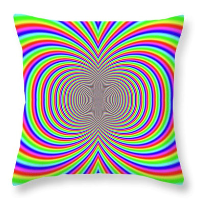 Hypnotizer - Throw Pillow
