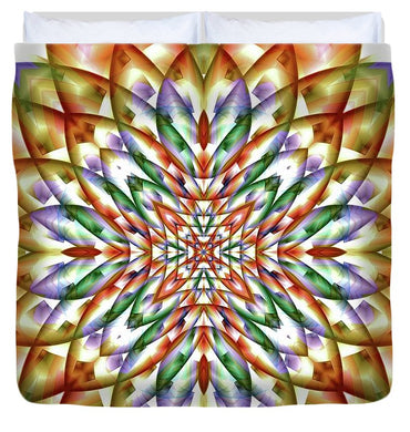 In Bloom - Duvet Cover