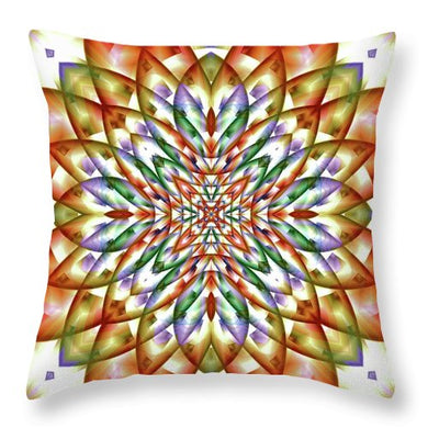 In Bloom - Throw Pillow