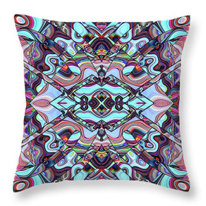 Inner Palace - Throw Pillow