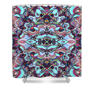 Inner Palace - Shower Curtain
