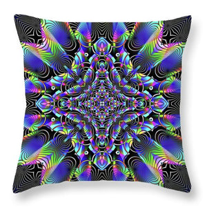 Luminous - Throw Pillow