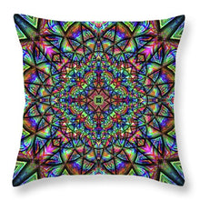 Meditative Thoughts - Throw Pillow