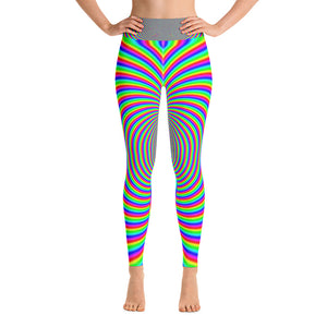 Hypnotizer Yoga Leggings