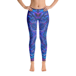 Blue Sector Leggings