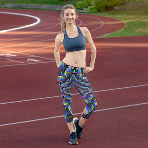 Luminous Capri Leggings