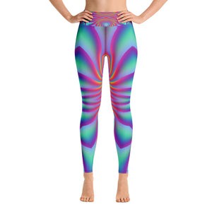 Spiral Factory Yoga Leggings