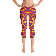 Firewave Capri Leggings