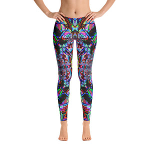 Sacred Kingdom Leggings