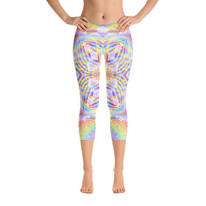 Pure Love Capri Leggings