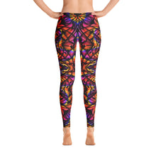 Elemental Fire Leggings