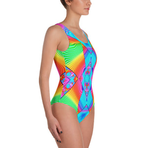 Rainbowdelik Swimsuit