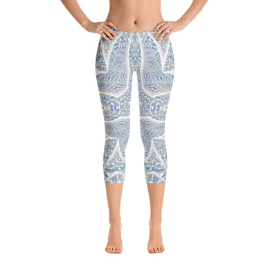 Elemental Air Capri Leggings