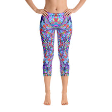 Colorburst Capri Leggings