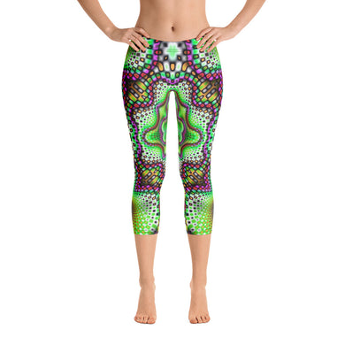 Borophyll Capri Leggings
