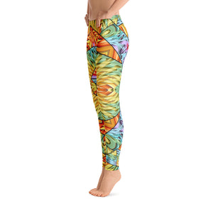 Eye of the Sun Leggings