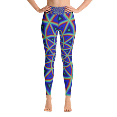 Full Spectrum Yoga Leggings