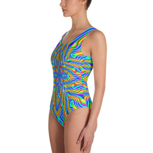Higher Frequencies Swimsuit