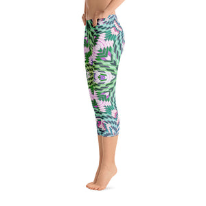 Building Empires Capri Leggings