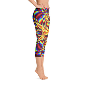 Pure Energy Capri Leggings