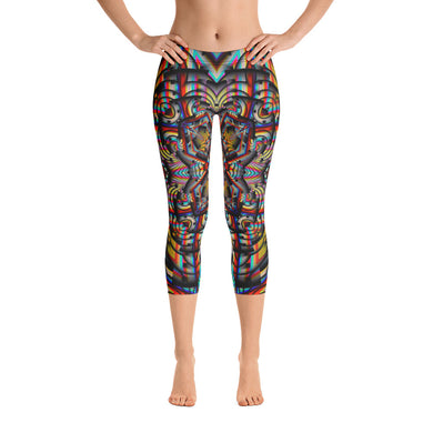 Generator Capri Leggings