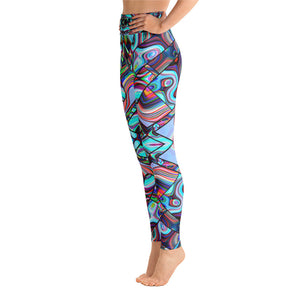 Inner Palace Yoga Leggings