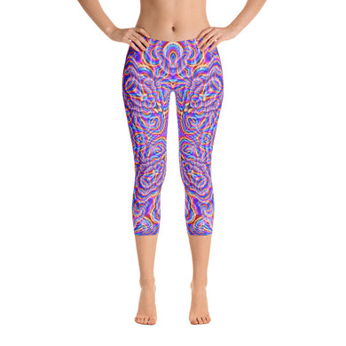 Ethereal Capri Leggings