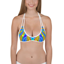 Higher Frequencies Bikini Top